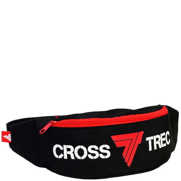 CROSS TREC - SPORT BUMBAG 005/BLACK
