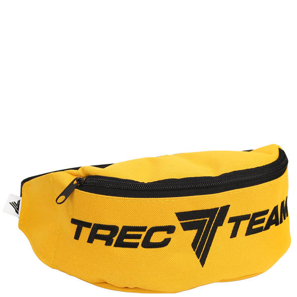 TREC TEAM - SPORT BUMBAG 003/YELLOW
