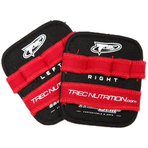FITNESS - TREC GRIP - BLACK