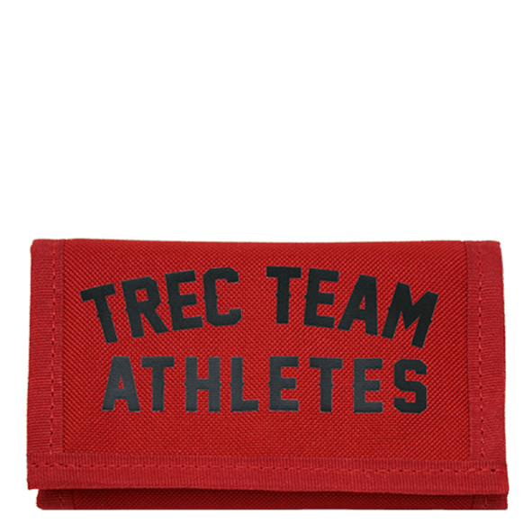 TREC TEAM ATHLETES - WALLET 03/RED