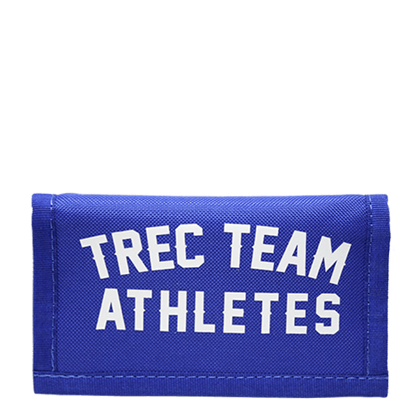 TREC TEAM ATHLETES - WALLET 04/BLUE