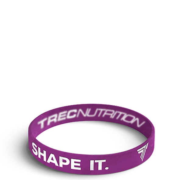 SHAPE IT - WRISTBAND 016/PURPLE