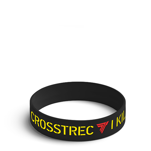 CROSSTREC - WRISTBAND 006/BLACK