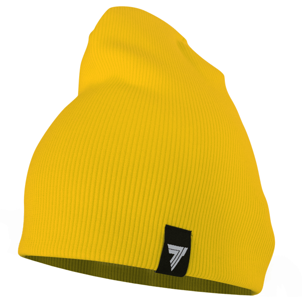 WINTER CAP - LEMON