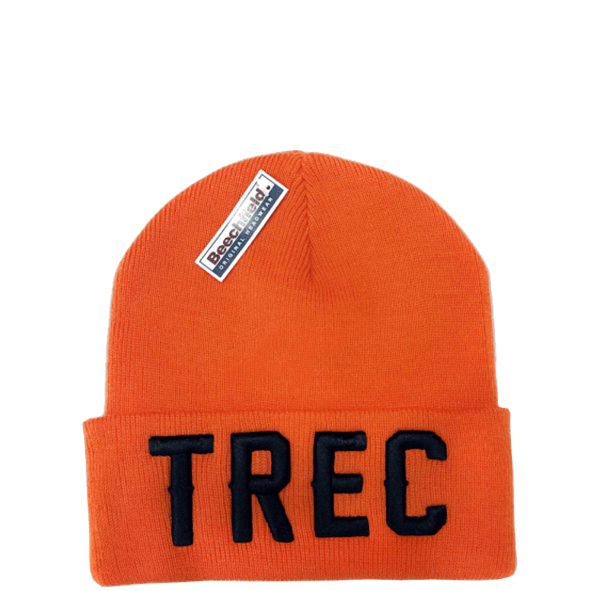 WINTER CAP 008 - TREC - ORANGE