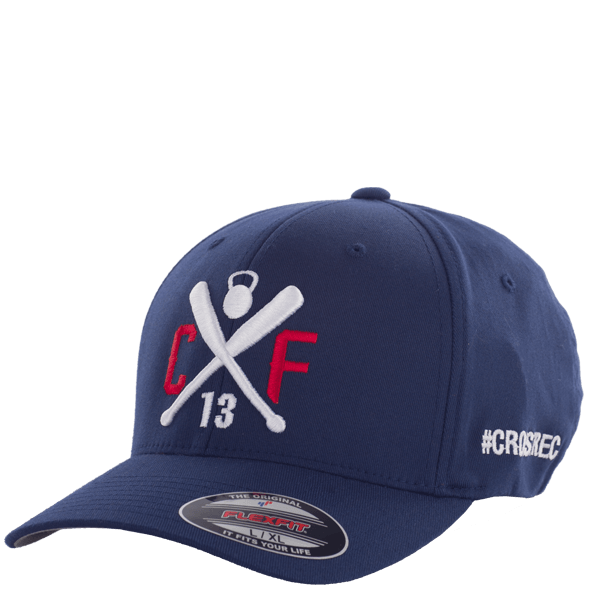 FULLCAP 002 - CROSS - NAVY