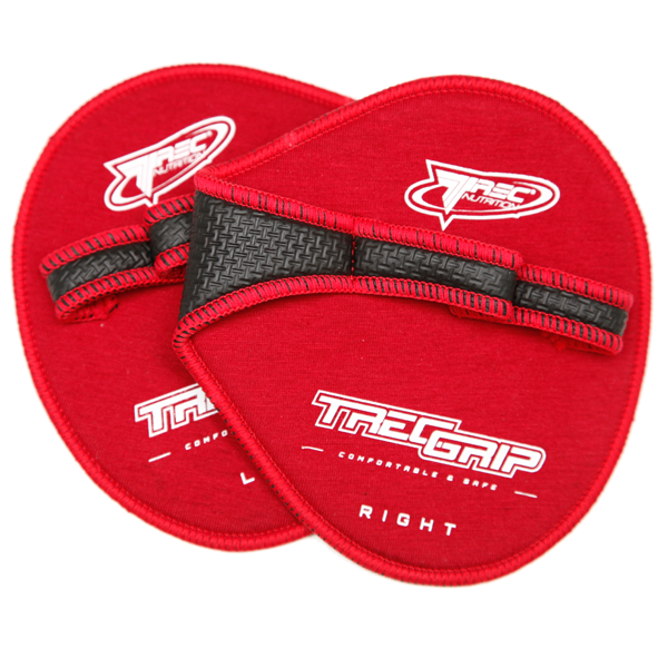 HEAVY - TREC GRIP - RED