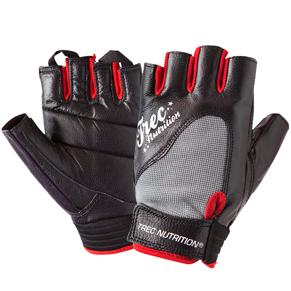 WOMEN'S - FITNESS - GLOVES - BLACK-GRAY